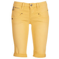 textil Dam Shorts / Bermudas Freeman T.Porter Belixa New Magic Color Gul