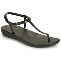 Skor Dam Flip-flops FitFlop IQUSHION SPLASH - PEARLISED Svart
