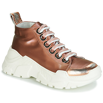 Skor Dam Sneakers Fru.it 5390-850 Brons