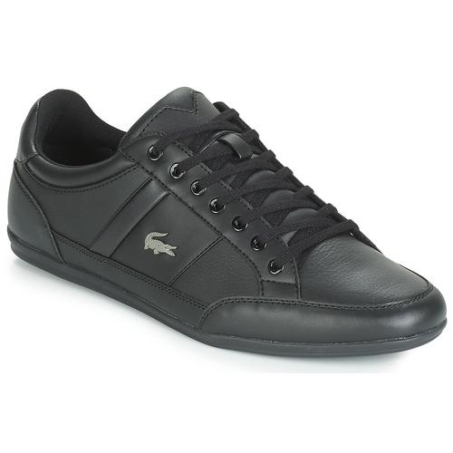 Skor Herr Sneakers Lacoste CHAYMON BL 1 Svart