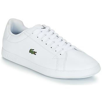 Skor Dam Sneakers Lacoste GRADUATE BL 1 Vit