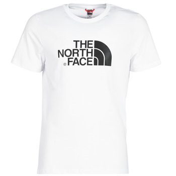 textil Herr T-shirts The North Face MEN'S S/S EASY TEE Vit