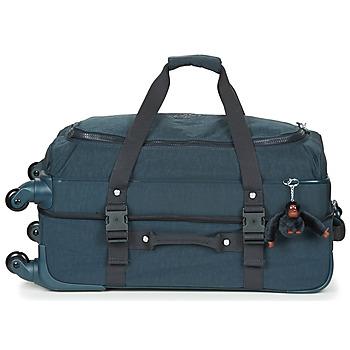 Väskor Mjuka resväskor Kipling CYRAH M Marin