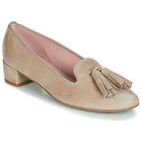 Skor Dam Pumps Pretty Ballerinas ANGELIS Beige