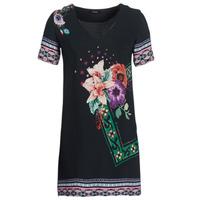 textil Dam Korta klänningar Desigual BARTA Svart
