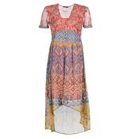 textil Dam Långklänningar Desigual NANA Flerfärgad