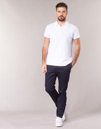 textil Herr Chinos / Carrot jeans Diesel P-MAD-ICHIRO Marin
