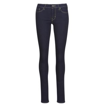 textil Dam Skinny Jeans Levi's 711 SKINNY The / Nine