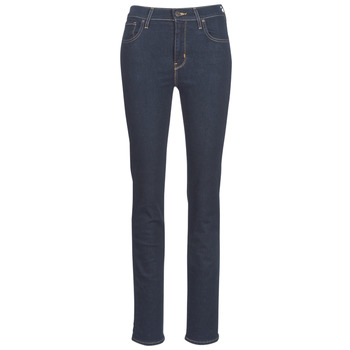 textil Dam Raka byxor Levi's 724 HIGH RISE STRAIGHT The / Nine