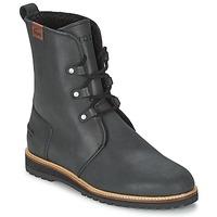 Skor Dam Boots Lacoste BAYLEN 4 Svart