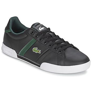 Skor Herr Sneakers Lacoste DESTON PUT Svart