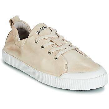 Skor Dam Sneakers Blackstone RL78 Beige