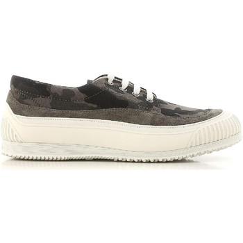 Skor Herr Sneakers Hogan HXM2580AF90ITJ0QC3 color Mimetico
