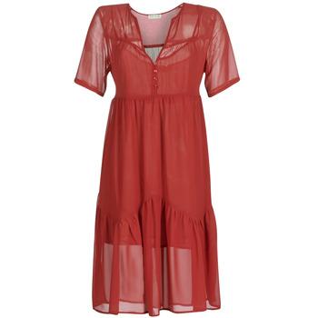 textil Dam Korta klänningar See U Soon GARAGACE Röd