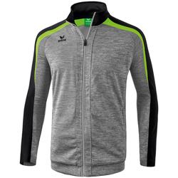 textil Herr Sweatjackets Erima Veste entrainement  Liga 2.0 gris/noir/vert