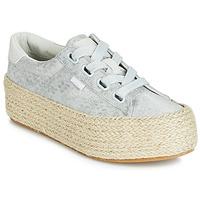 Skor Dam Sneakers MTNG WANDA Silverfärgad