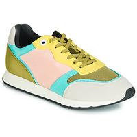 Skor Dam Sneakers MTNG HANNA Rosa / Gul / Turkos