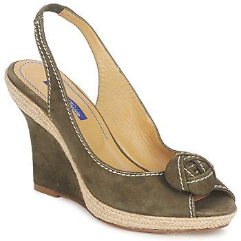 sandaler Atelier Voisin ALIX KAKI 350x350