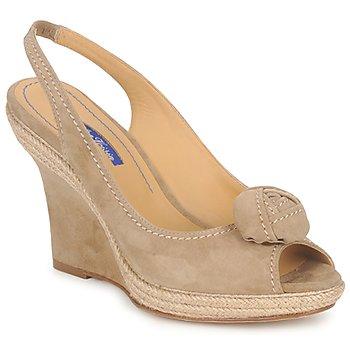 sandaler Atelier Voisin ALIX Mullvadsfärgad 350x350