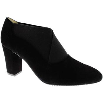 Skor Dam Boots Calzaturificio Loren LO60846ne nero