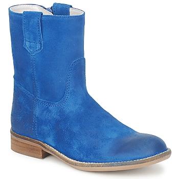 Skor Flickor Boots Hip DIRAN Blå