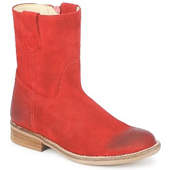 Skor Flickor Boots Hip DIRAN Röd