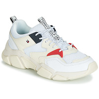 Skor Dam Sneakers Tommy Hilfiger BILLY 1C Vit