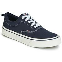 Skor Herr Sneakers Tommy Jeans VIRGIL 1D Svart