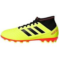 Skor Barn Fotbollsskor adidas Originals Predator 183 AG J Gula