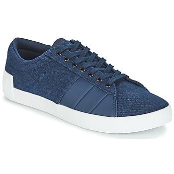 Skor Herr Sneakers Le Coq Sportif FLAG Blå