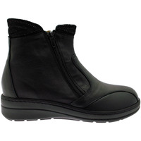 Skor Dam Boots Calzaturificio Loren LOM2755ne nero