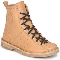 Skor Dam Boots Swedish hasbeens VINTAGE BOWLING BOOT Beige