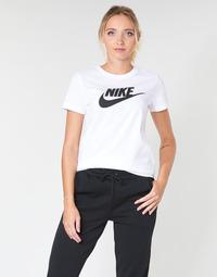 textil Dam T-shirts Nike NIKE SPORTSWEAR Vit