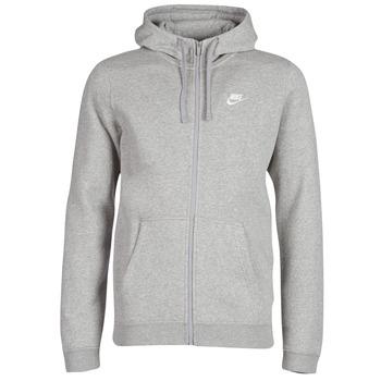 textil Herr Sweatshirts Nike MEN'S NIKE SPORTSWEAR HOODIE Grå