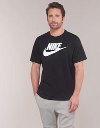 textil Herr T-shirts Nike NIKE SPORTSWEAR Svart