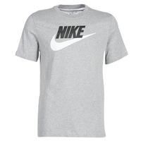textil Herr T-shirts Nike NIKE SPORTSWEAR Grå