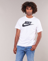 textil Herr T-shirts Nike NIKE SPORTSWEAR Vit
