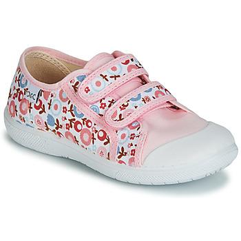 Skor Flickor Sneakers Citrouille et Compagnie JORIPALE Rosa / R?d