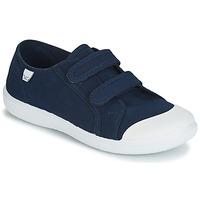 Skor Barn Sneakers Citrouille et Compagnie JODIPADE Marin