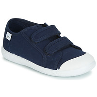 Skor Pojkar Sneakers Citrouille et Compagnie JODIPADE Marin