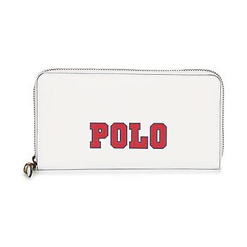 Väskor Dam Midjeväskor Polo Ralph Lauren POLO SLGS Vit