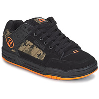 Skor Herr Sneakers Globe TILT Svart / Orange