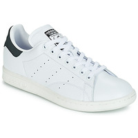 Skor Sneakers adidas Originals STAN SMITH Vit / Svart