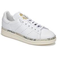 Skor Dam Sneakers adidas Originals STAN SMITH NEW BOLD Vit