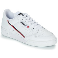 Skor Sneakers adidas Originals CONTINENTAL 80 Vit