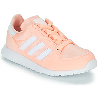 Skor Flickor Sneakers adidas Originals OREGON Rosa