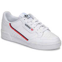 Skor Barn Sneakers adidas Originals CONTINENTAL 80 J Vit