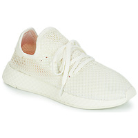 Skor Sneakers adidas Originals DEERUPT RUNNER Vit