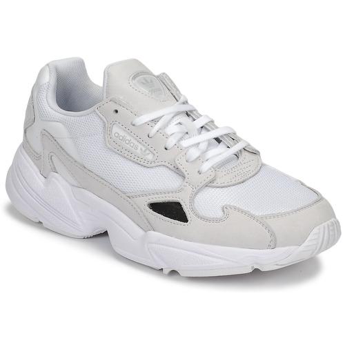 Adidas Originals Sneakers Skor Vit Dam