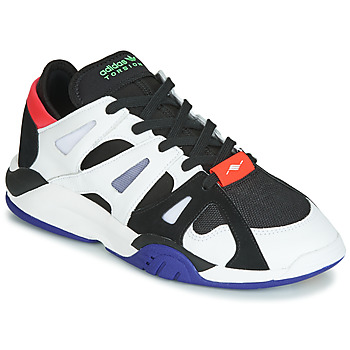 Skor Herr Sneakers adidas Originals DIMENSION LO Vit / Svart